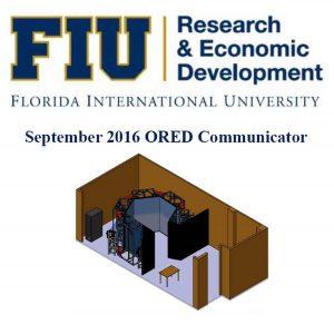 September 2016 ORED Communicator Newsletter