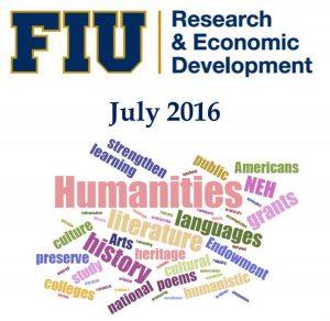 July 2016 ORED Communicator Newsletter cover