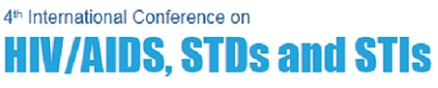 4th International Conference on HIV/AIDS, STDs and STIs logo banner