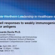 """""""Intensifying T cell responses to weakly immunogenic or slowly expressed tumor antigens"""""""