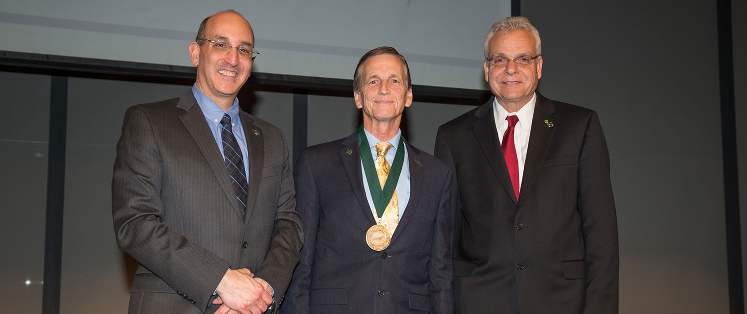Provost Ken G. Furton named National Academy of Inventors Fellow
