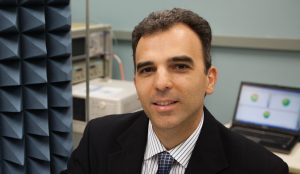 Picture of FIU Associate professor Dr. Stavros V. Georgakopoulos