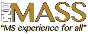 FIU Mass: MS experience for all Logo