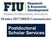 October Newsletter Cover- Postdocs